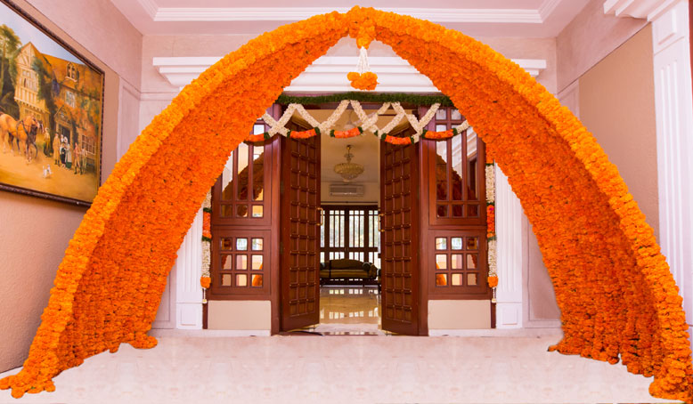 3d Decor By Dinaz Theme Traditional Marigold Gallery